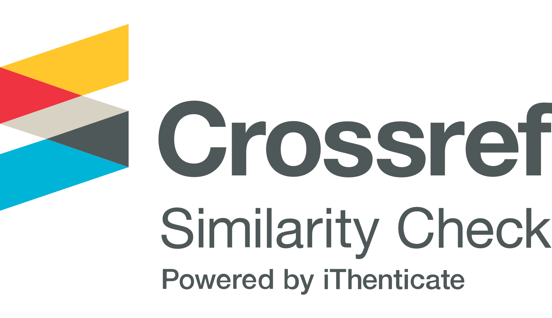 Crossref Similarity Check, Powered by iThenticate